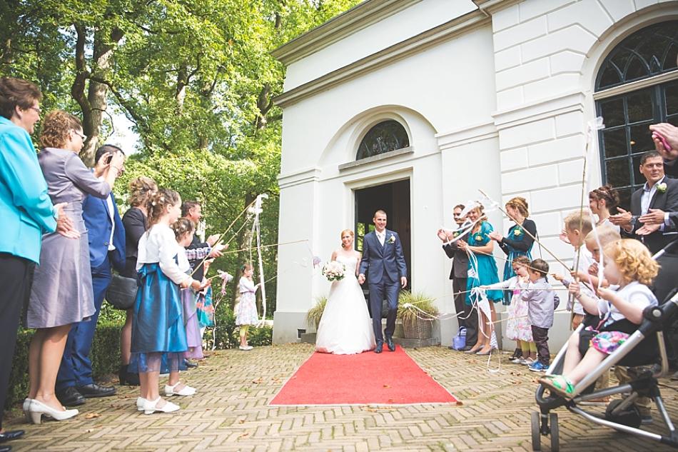 trouwen Kasteel Staverden