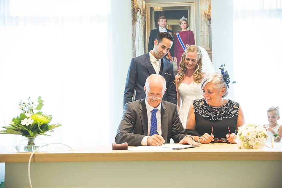 getuige huwelijk