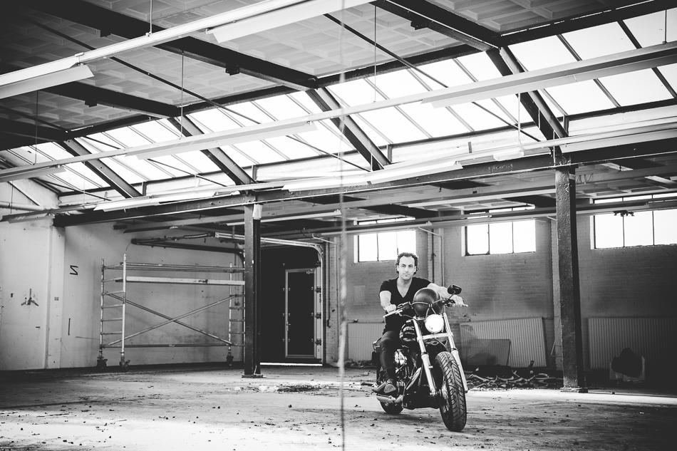 lifestyle fotografie motor Harderwijk