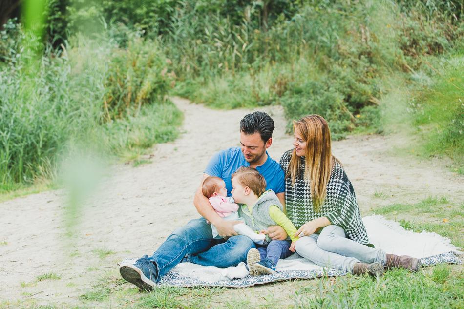 familie fotografie op locatie