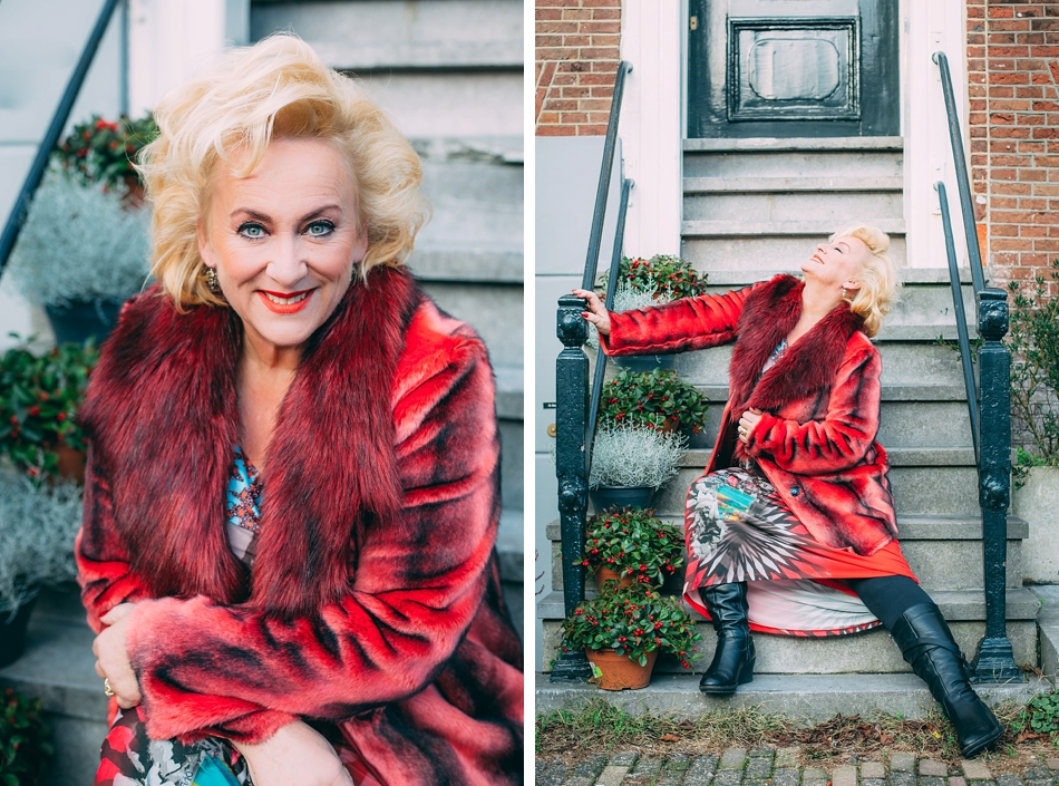 Karin Bloemen Blij magazine