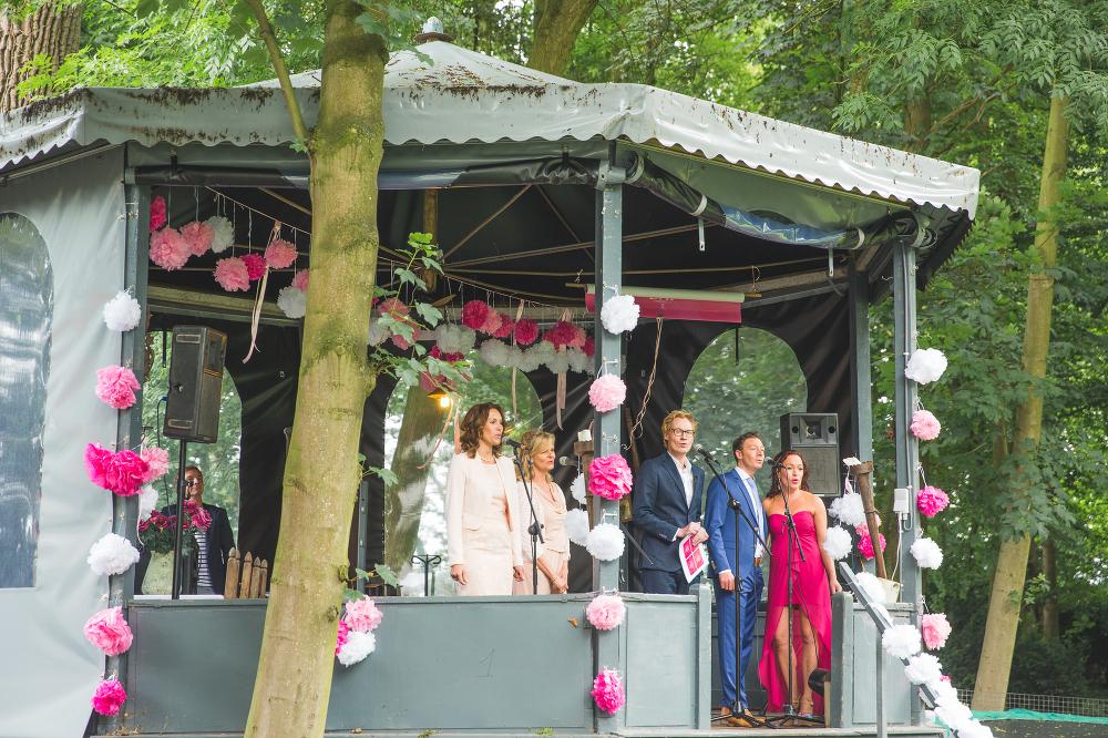 livemuziek bruiloft
