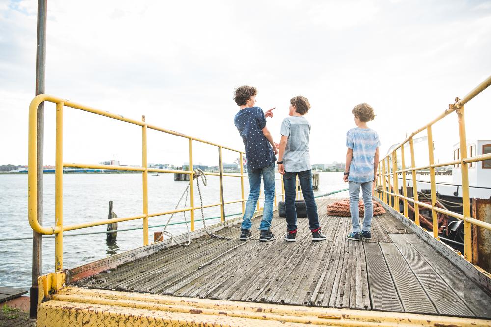 lifestyle fotografie NDSM-werf Amsterdam