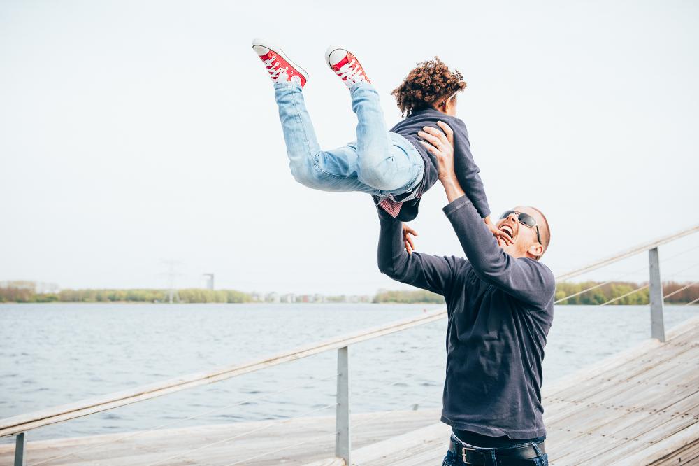 Familiefotografie op locatie, fotograaf Almere