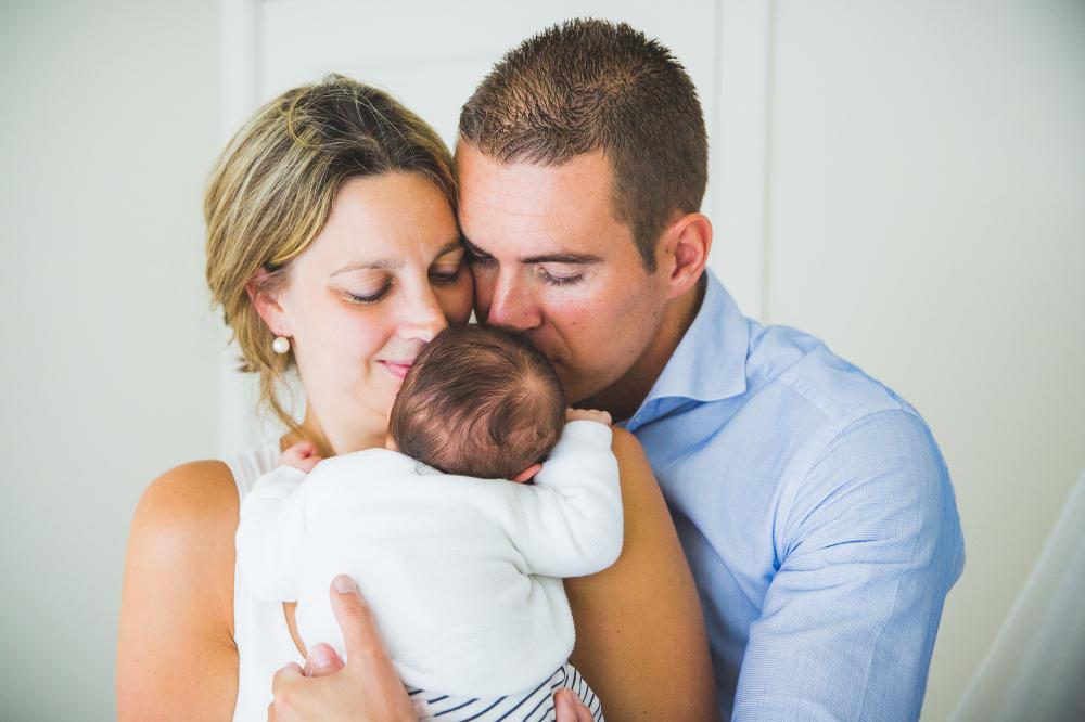 newborn lifestyle fotografie Baarn