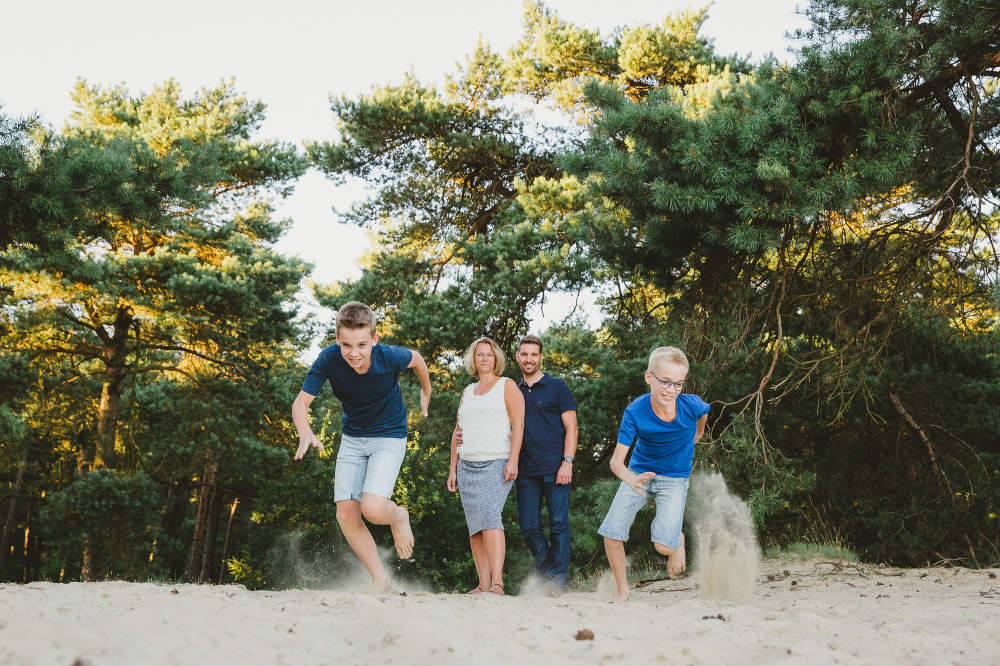 Familie portet, lifestyle fotograaf Harderwijk