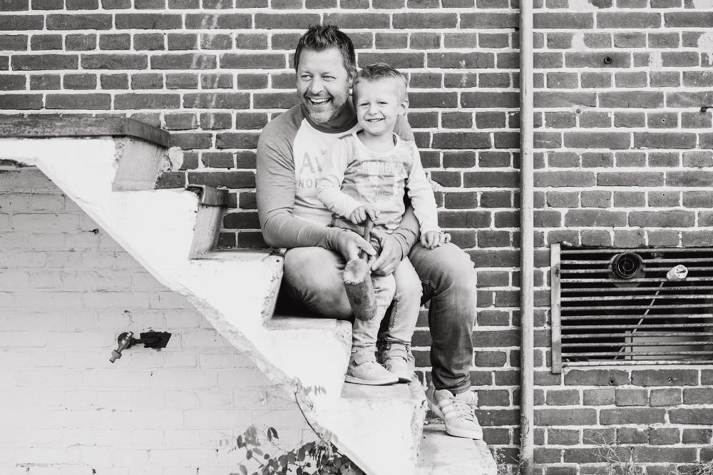 Familie portet, lifestyle fotograaf Nunspeet