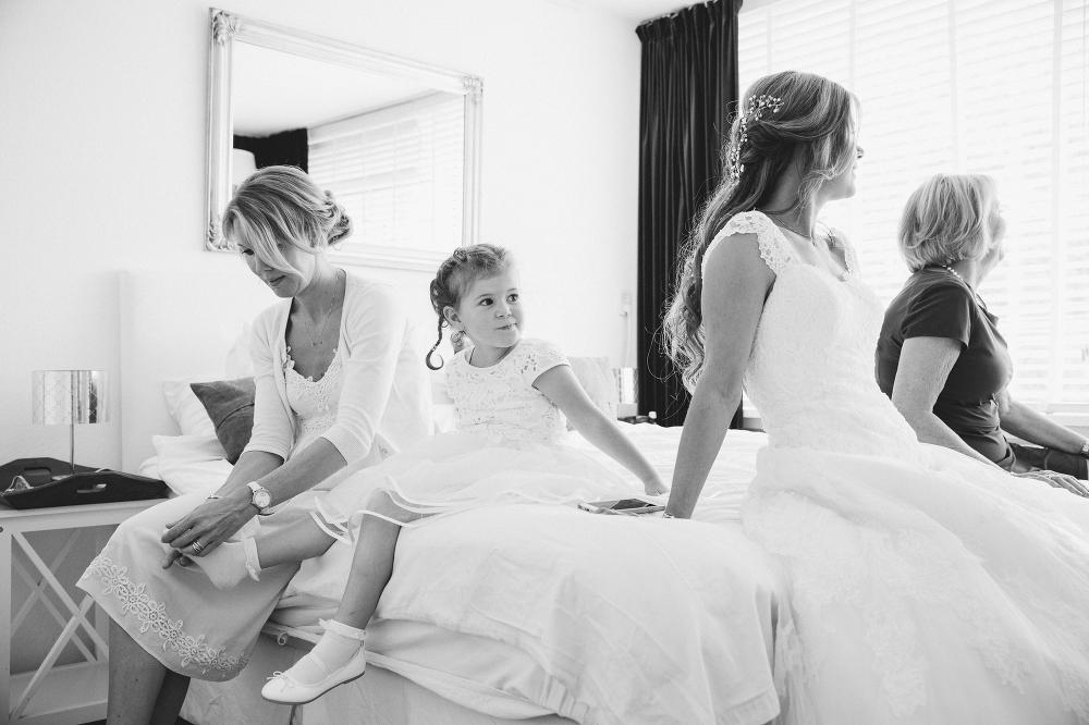 Bruidsfotograaf Amsterdam en Harderwijk