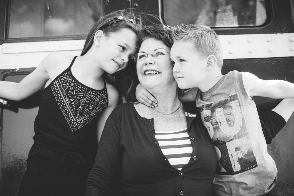 Lifestyle familie fotoshoot Amersfoort