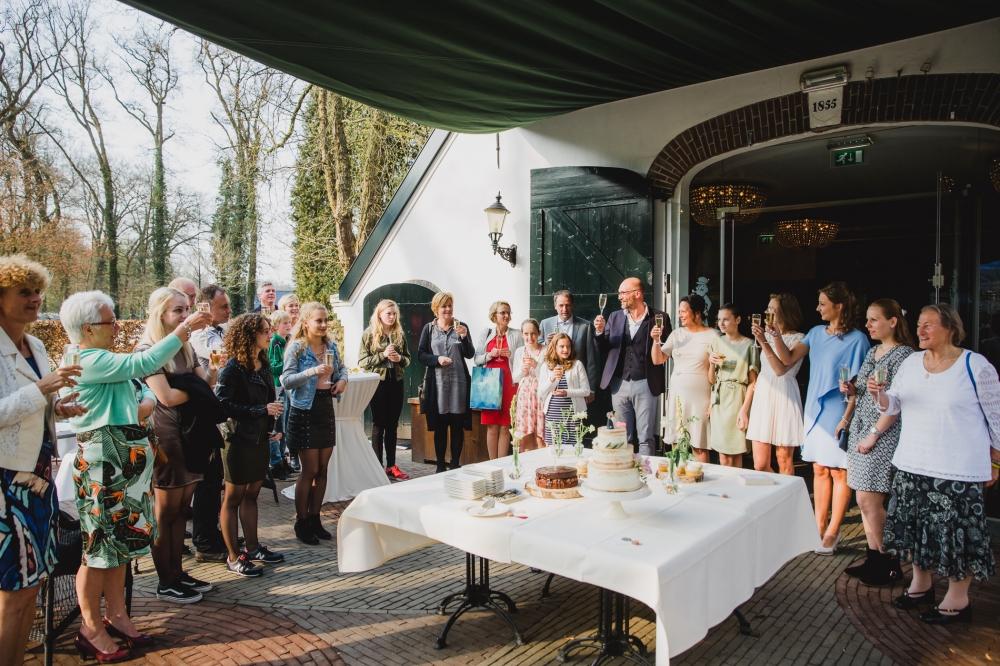 bruidstaart Sweet Charlotte Apeldoorn, Zwarte Boer Ermelo