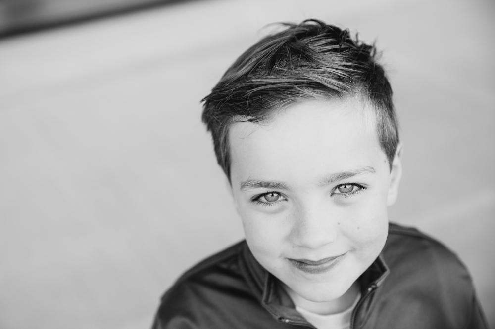 Portret kinderfotografie