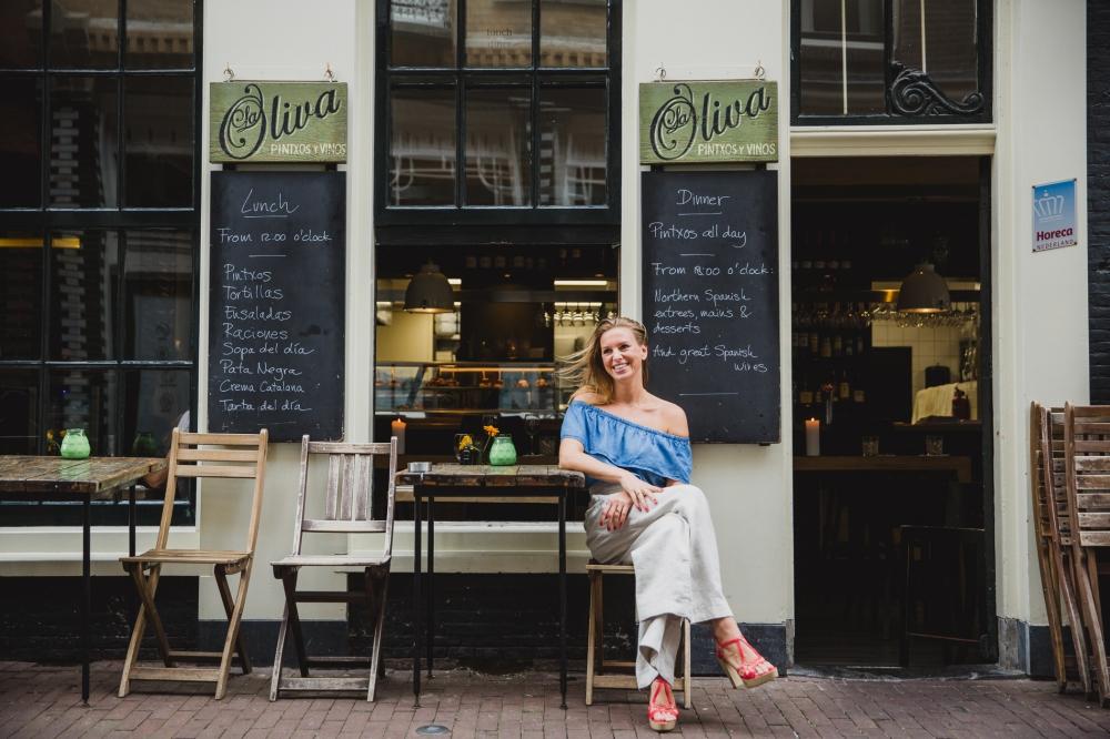 portret fotografie social media Amsterdam