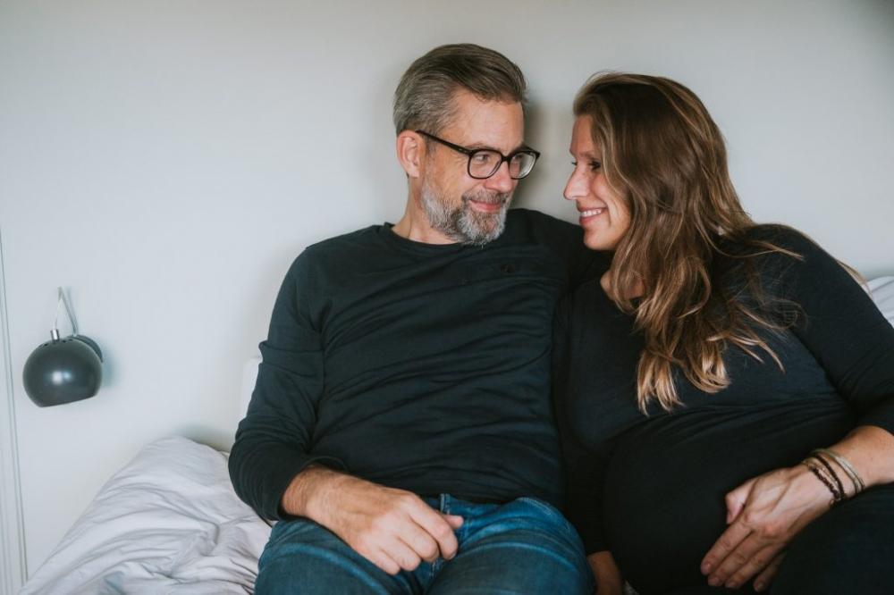 Zwangerschapsshoot fotograaf Amsterdam