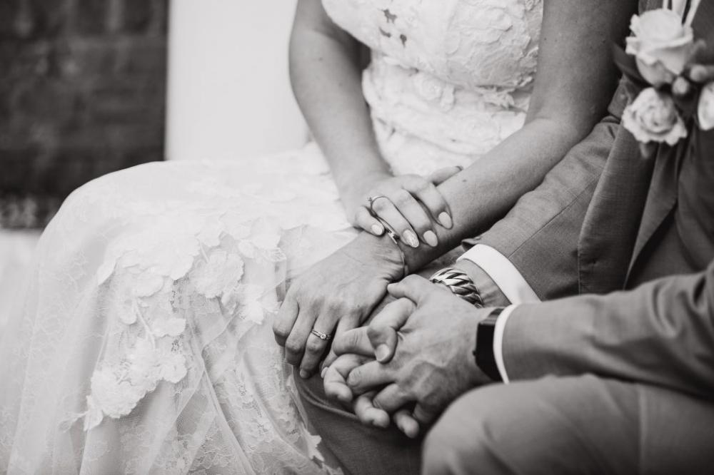 trouwringen bruiloft