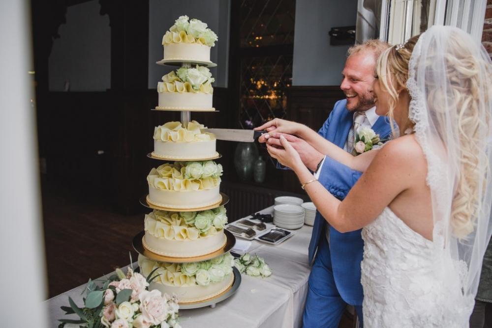 bruidstaart 6 lagen